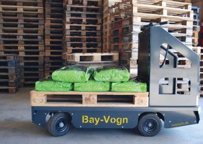 BAYVOGN Standard, en elektrisk ladvogn