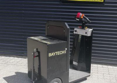 En el trækker produceret af Bayvogn